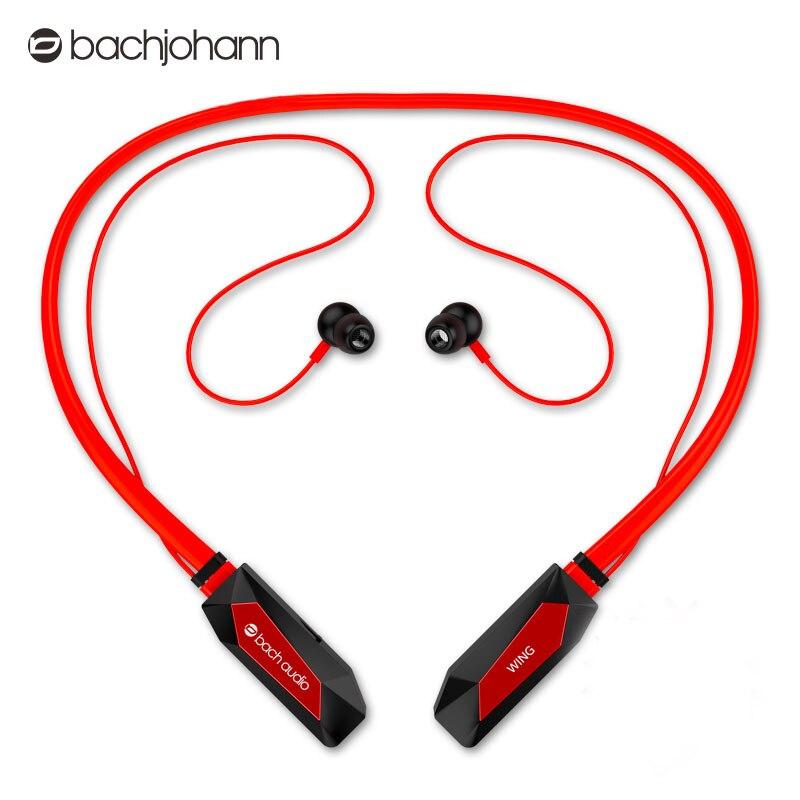 WING Bluetooth Earphone In Ear Earbuds Stereo Bluetooth Sport Headset