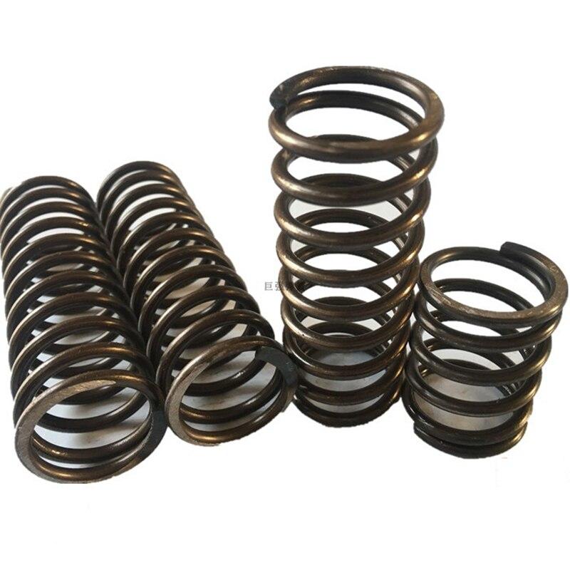 Сверхмощная большая металлическая пружина для сжатия катушек для промышленности 5 мм Диаметр проволоки * 35 40 45 50 мм внешний диаметр * 60-200 мм д...