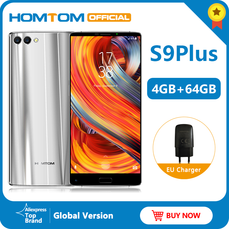 Original Version HOMTOM S9 Plus 18:9HD+ 5.99