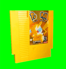 Sack Gelb Version Englisch Sprache Top qualität PCB Spiel Karte 72 pins 8bit spiel patrone