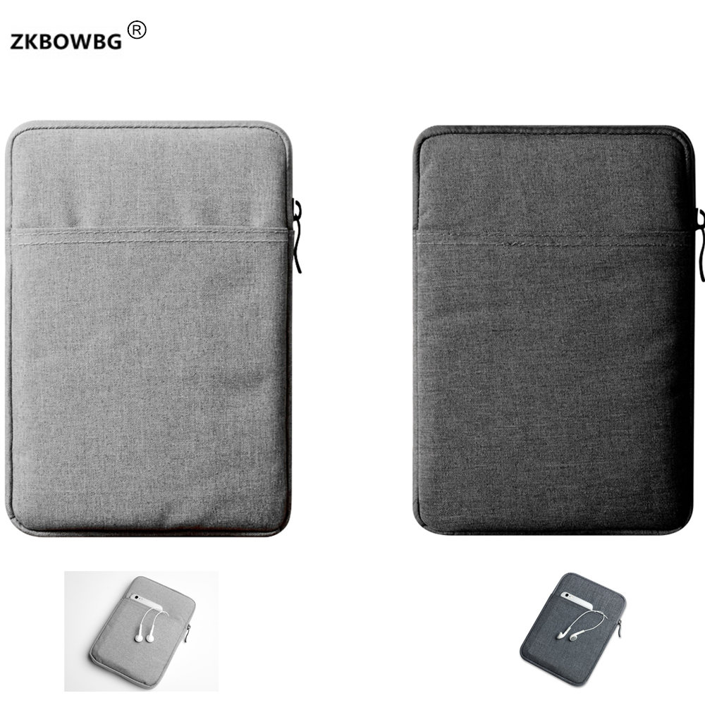 <font><b>7.0</b></font> 8.0 inch Universal Sleeve Pouch <font><b>Case</b></font> For <font><b>Samsung</b></font> <font><b>Galaxy</b></font> <font><b>Tab</b></font> <font><b>A</b></font> 8.0 2019 SM-T295 T290 P200 P205 T350 P350 8 inch Tablet Bags image