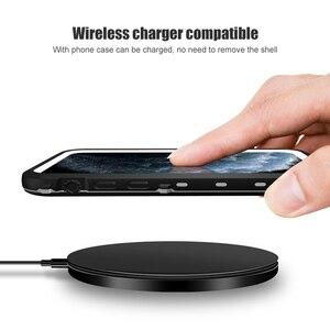 Image 5 - Waterdichte Case Voor Iphone 11 Pro Max Shockproof Case Voor Iphone Xs Max Xr Xs Funda 360 Volledige Bescherming Transparant duiken Case