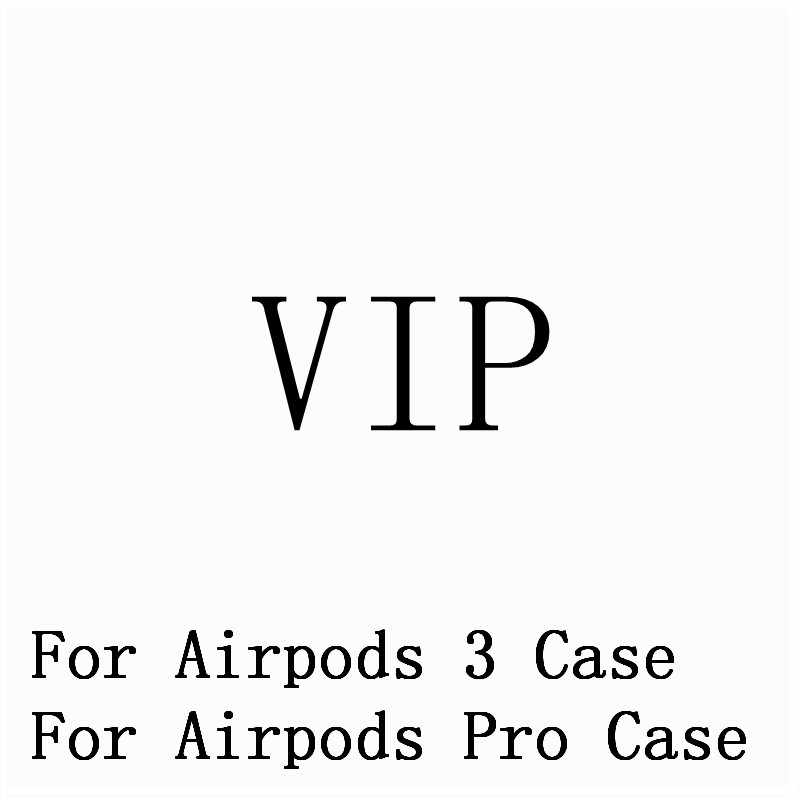 Luxury Brand VIP case For Airpods 3 2019 Case Retro Leather case High End Earphone Cover For Apple Airpods Pro bluetooth cases