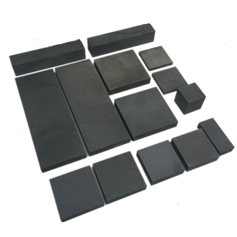 100x100x15mm High Strength Graphite Plate For Industry