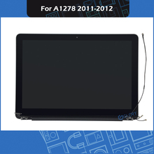 """A1278 LCD Screen assembly 661 6594 for Macbook Pro 13"""" A1278 Display Replacement 2011 2012 Year EMC 2419 2555 2554"""