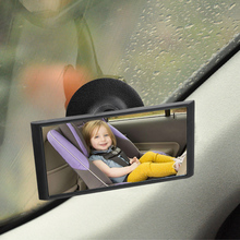 Car-Mirror Safety-Accessory Auto Baby Kids Suction-Cup Rotating Adjustable Universal