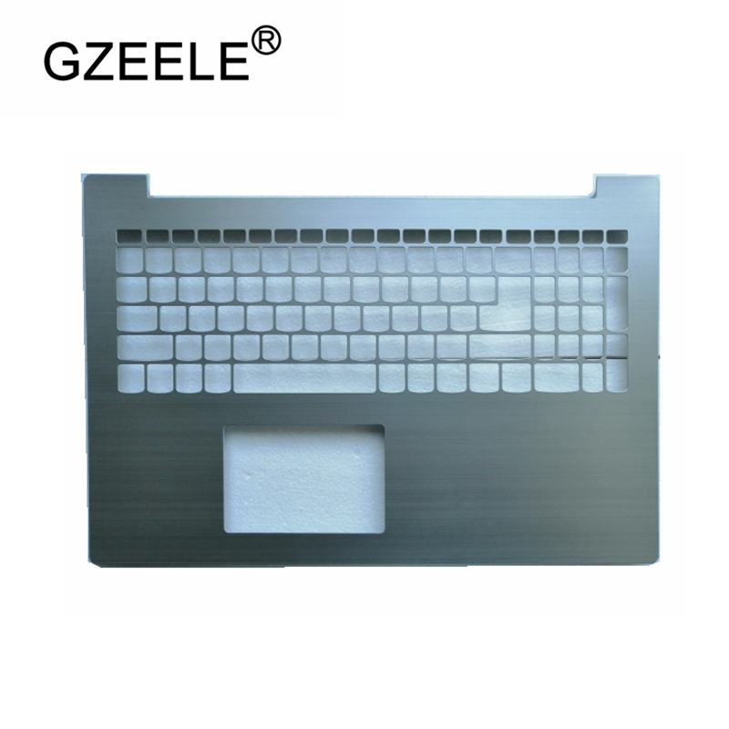 GZEELE Palmrest COVER For Lenovo Ideapad 320-15 320-15ikb 520-15ISK 5000-15 LCD Cover Case Plate C Shell Silver