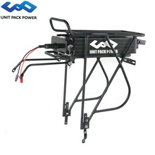 Ebike-Battery Bafang 500W Motor Luggage Tsdz2 Rear-Rack Electric 20ah 1000W 48v 15ah