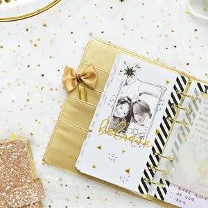 Image 3 - Lovedoki Sequins Series Spiral Notebook Notebooks And Journals Dokibook Agenda 2019 Planner Organizer Diary School Stationery