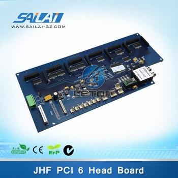 JHF printer board H8 6 Head board for inkjet printer parts