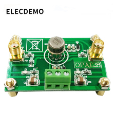 OPA128 โมดูล Electrometry ระดับชาร์จเครื่องขยายเสียงต่ำ BIAS ออฟเซ็ทต่ำ 110dB GAIN สูงความต้านทาน
