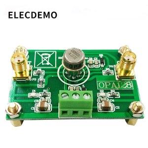 Image 1 - OPA128 Modulo Electrometer livello di carica amplificatore operazionale bassa distorsione basso offset 110dB guadagno ad alta impedenza