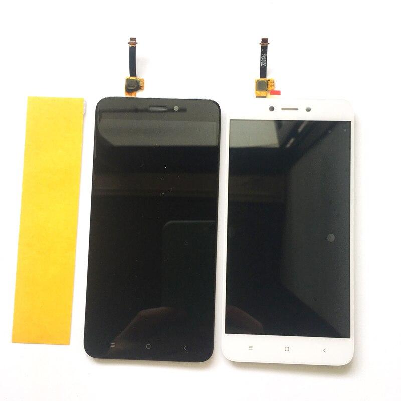 Para Xiaomi Redmi 4X Display LCD + Touch Screen Assembly Panel Para Redmi 4X LCD Tela (sem Moldura) substituição