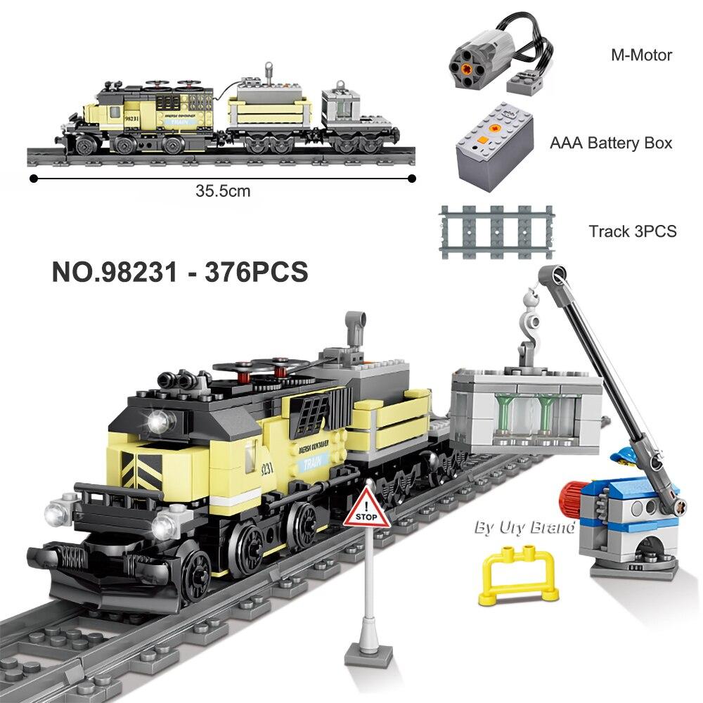 25710 Trem De Passageiros A Vapor conjunto bloco de construção 662 Peças Ausini