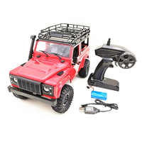 Kids Baby RC Car Toy Boys Wireless Remote Control Car Model Toy MN Model D90 RC 2.4G Four-wheel Drive Car Toy Vehicle J71