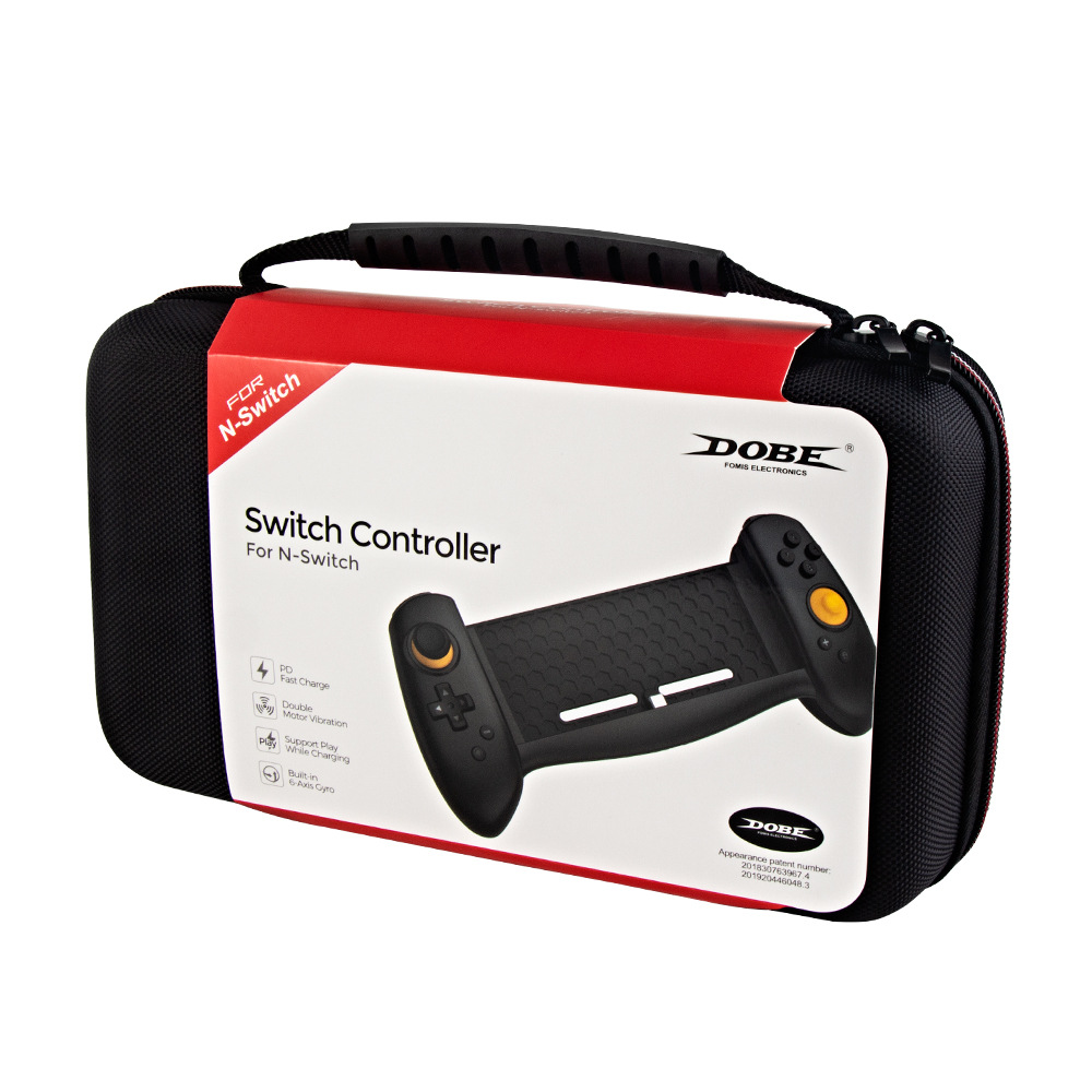 Gamepad DOBE TYPE-C Ergonomic-Grip-Console for Tns-18133/tns-18133c-Switch Interface-Type title=