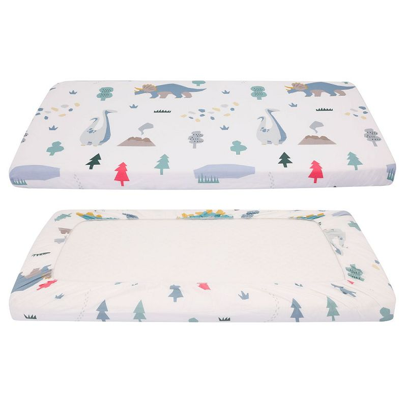 130*70cm 100% Cotton Lovely Pattern Newborn Baby  Bed Crib Sheet Mattress Cover Protector For Baby Woven Paddy Fitted Sheets
