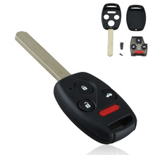 313.8Mhz 4 Buttons Keyless Entry Remote control car Key Fob Clicker OUCG8D-380H-A for Honda Accord 2003 2004 2005 2006 2007 hot 4 buttons remote key fob shell case key blank for saab 9 3 93 2003 2004 2005 2006 2007 2008 2009 auto car key case