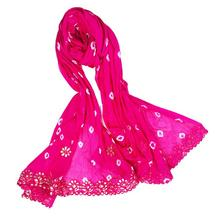 India Ethnic Styles Woman Saree Spring Summer Shawl Beautiful Large Comfortable Dance Travel Scarf