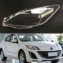 Auto Koplamp Lens Voor Mazda 3 Speed Transparante Auto Koplamp Koplamp Lens Auto Shell Cover