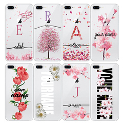На Алиэкспресс купить чехол для смартфона diy name maple leaves custom case for iphone 11pro max 7 8 plus xr for samsung s10 plus s10e note10 for huawei p30 lite mate 20