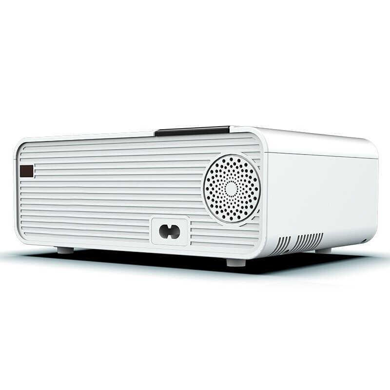 ALSTON-miniproyector TD90 HD, 3500 lúmenes, 720P, compatible con proyector LED de 1080P, Android, WiFi, HDMI, VGA, AV, películas y juegos