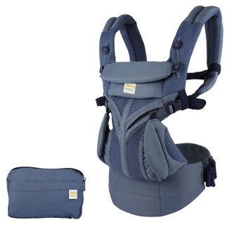 Omni 360 Baby Carrier 0-30 Months Breathable Front Facing Infant Comfortable Sling Backpack Pouch Wrap Baby Kangaroo New carrier 22