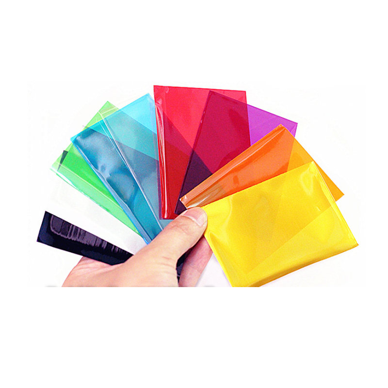 50 PCS/SET 65*90mm Muticolor Back Card Protector for Board Game Cards Magic The Gathering Yugioh Cards Sleeves for TCG