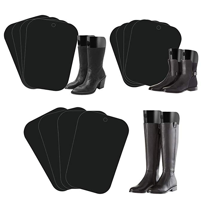 Boot Shaper Insert Reusable Boots Support Stretchers Flat Sheets Boot Care Inserts