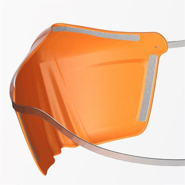 2PC Safe Anti Saliva infection Face covering Mouth mask shield isolation masks splash proof protection mouth protective supplies 3