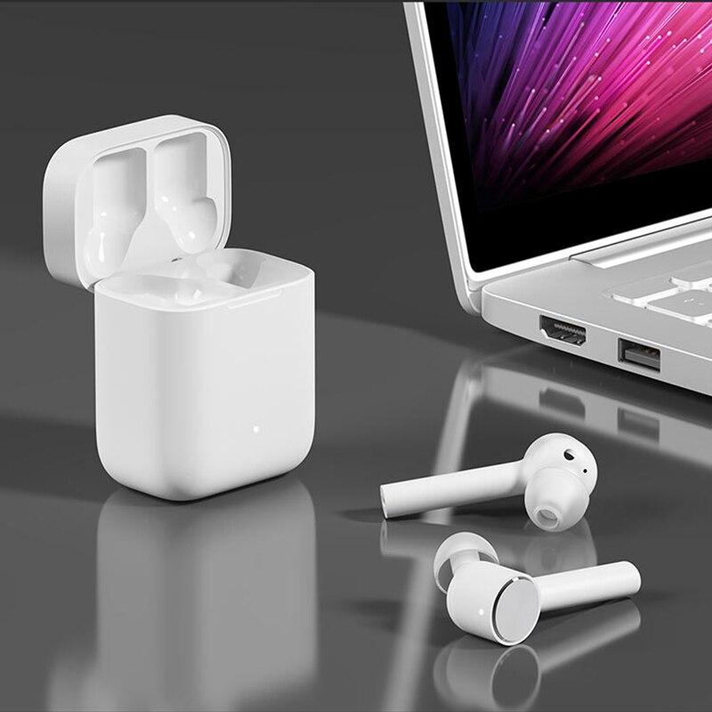 Xiaomi Airdots Pro Mi Air TWS Auricular Inalámbrico Auricular Bluetooth ANC Interruptor de Cancelación de Ruido Pausa Automática Control de Tap - 4
