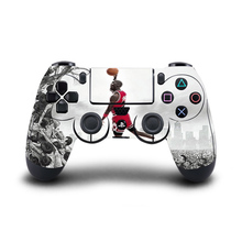 Jordan Dunk PS4 Controller Skin Sticker Vinyl Decal for Sony PlayStation 4 DualShock 4 Wireless Controller