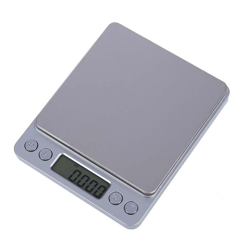 ELEG-Высокая точность, мини электронная цифровая платформа, ювелирные весы, весы, весы с двумя лотками, портативные 500 г/0,01 г, подсчет F