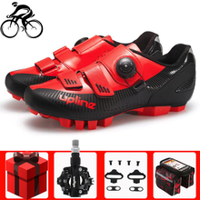 Men cycling shoes sapatilha ciclismo mtb Mountain Bike men sneakers women self-locking breathable riding