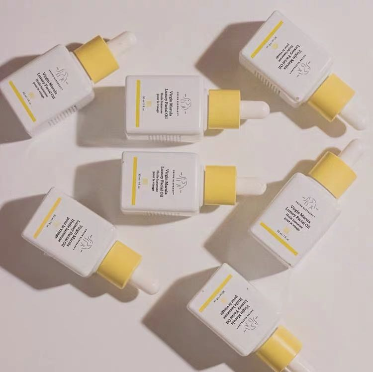Drunk Elephant Virgin Marula Luxury Facial Oil - Vegan Anti-Aging Skin Care and Face Moisturizer primer 5