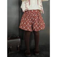 Pants Baby-Girls Children Fashion Casual New Flower Pumpkin Autumn
