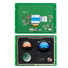 8 inch intelligent full color lcd tft with touchscreen