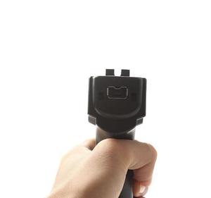 Image 4 - Luce Pistola impugnatura a Pistola Tiro Sport Video Game per Wii Remote Controller di vibrazione pistola della pistola per W i i maniglia del gioco