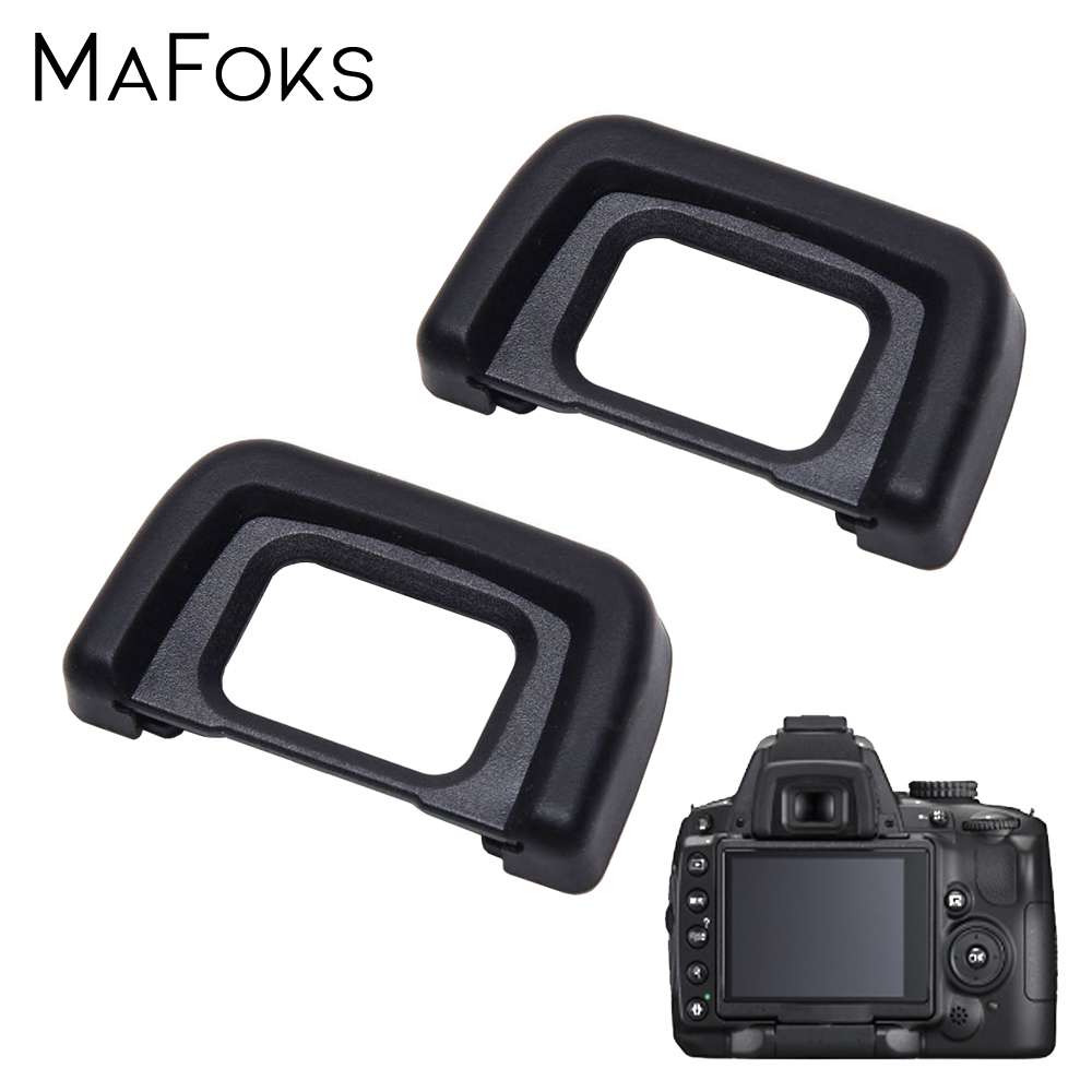 2PCS DK-24 Camera Eyepiece Viewfinder Protector Camera Eyecup Eye Cup Replacement For Nikon DK24 D3000 D3100 D5000 D5100