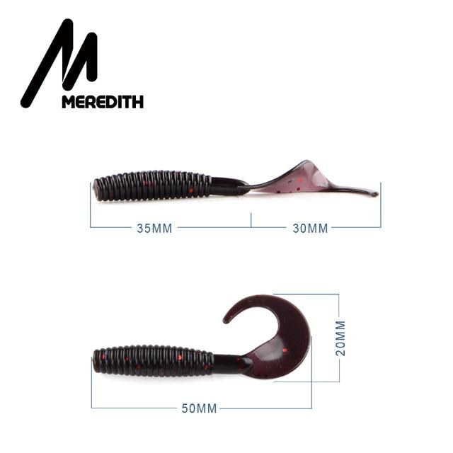MEREDITH toukkajigi – 50mm / 20kpl
