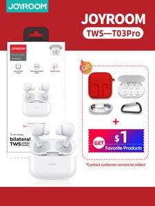Joyroom T03Pro TWS Wireless Earphones New upgraded Noise cancelling wireless headset