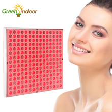 цена на LED Red Light Therapy Panel 850nm Near Infrared Heater Lamp 660nm Heating Health Care Devices For Skin Pain Relief Face Body