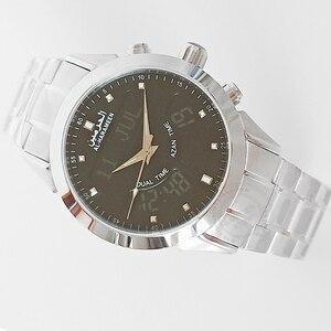 Image 4 - Müslüman ezan İzle 6102 WA 10 32mm paslanmaz çelik otomatik cami namaz saati tüm müslüman arkadaşı