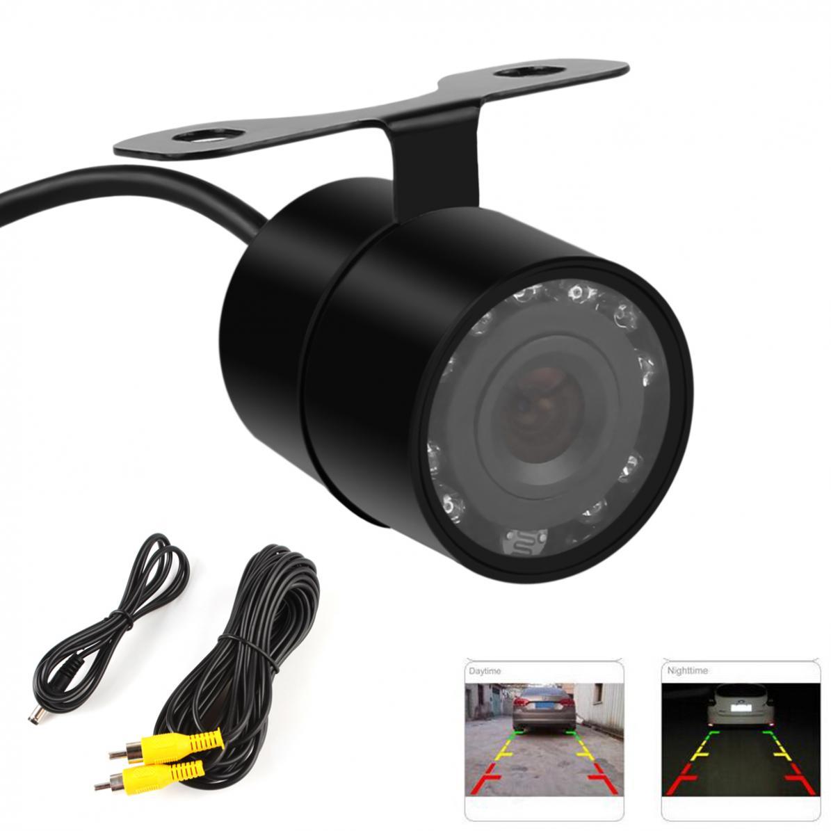 Car Rear View PC1030 420TVL IR Night Vision CMOS Camera 170 Degree Wide Angle Waterproof Auto Reversing Parking New