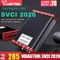 1000007816148 - VDIAGTOOL FVDI2020 cubierta FVDI V2014 V2015 V2018 versión completa No limitada Fvdi Abrite Commander 21 Software SVCI2019 actualización en línea