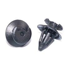 20 قطعة 823867299 نايلون أسود الباب لوحة الكسوة التجنيب السحابة لشركة فولكس فاجن لشركة فولكس فاجن الناقل T3 (T25) T4