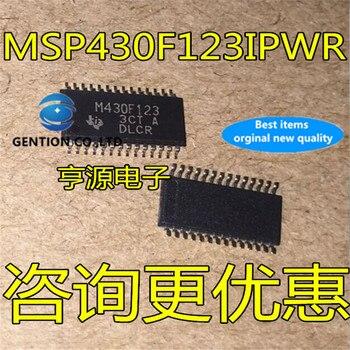 5Pcs MSP430F123IPWR MSP430F123 M430F123 TSSOP-28 Microcontroller chip in stock  100% new and original