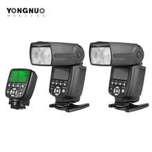 YONGNUO YN560 IV YN-560 IV 560IV 2,4G Беспроводная вспышка Speedlite с радио мастер режим для Canon 6D 7D 60D 70D Nikon