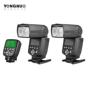 YONGNUO Flash-Speedlite Radio-Master Nikon YN-560 Canon 6d Wireless 560iv-2.4g with Mode