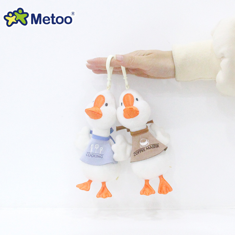 Mini Metoo Doll Plush Toys For Girls Baby Small Pendant Cute Unicorn Soft Cartoon Stuffed Animal For Kid Christmas Birthday Gift